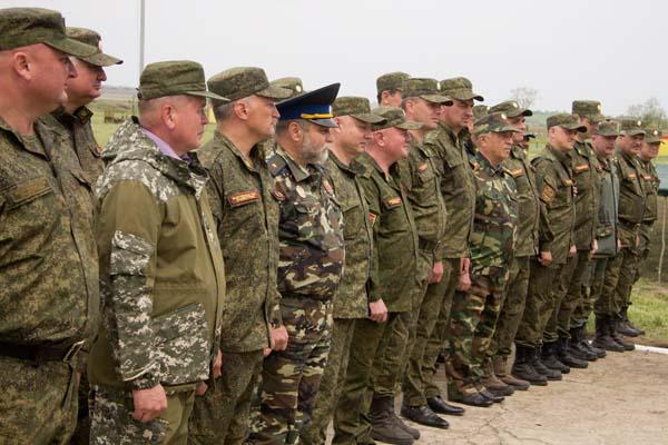 Поздравление с новым периодом обучения в армии