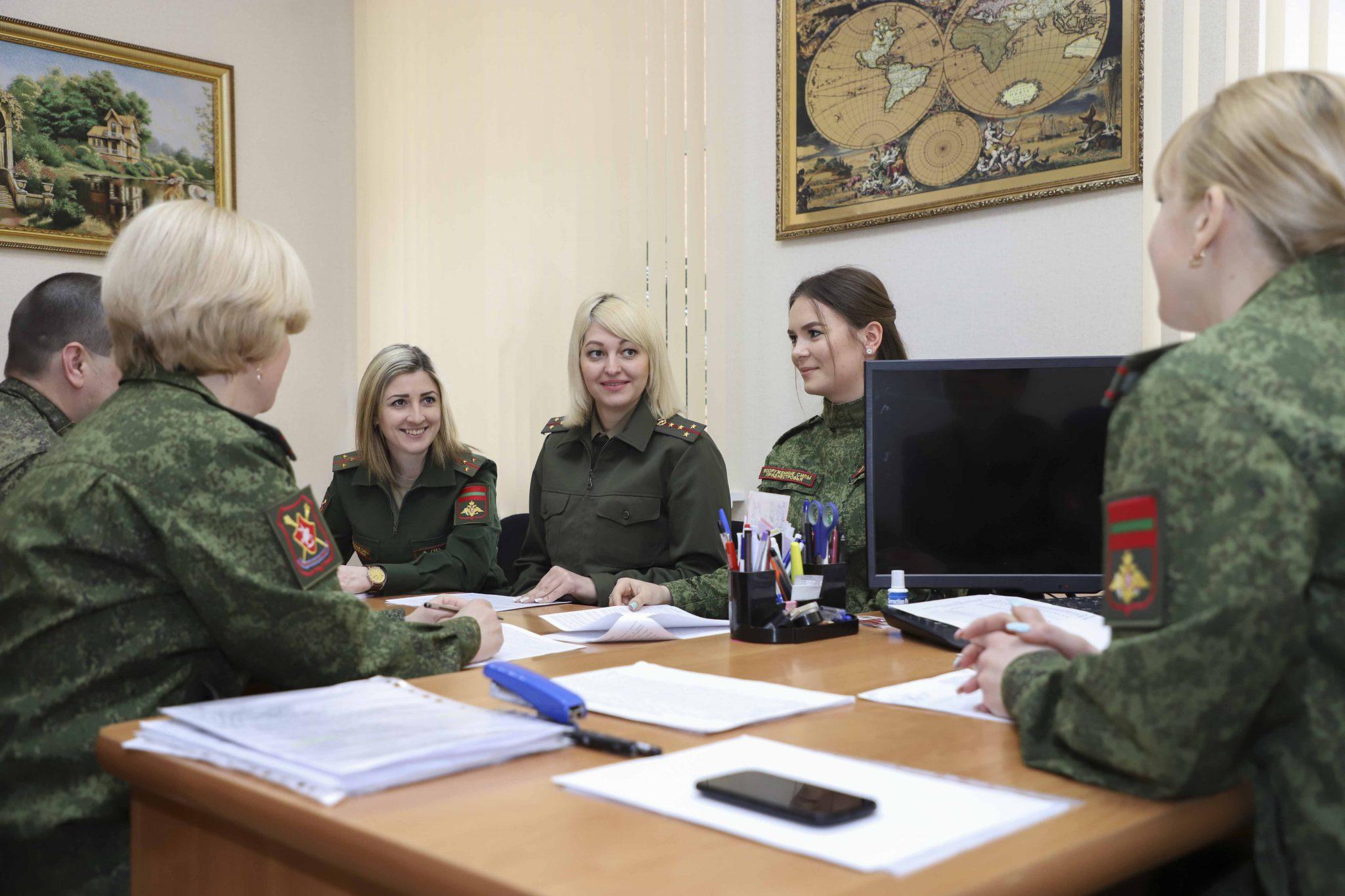 Фото военных юристов