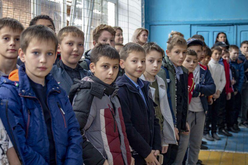 Суворовское училище в Приднестровье
