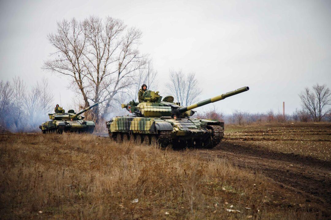 Вождение танков