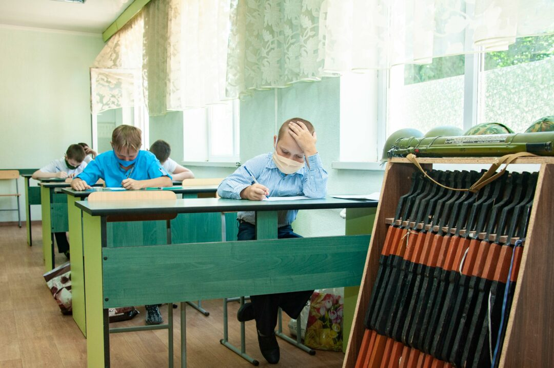 Тираспольское суворовское училище